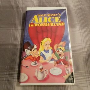 🎉 Disney Black Diamond VHS Tape 🎉
